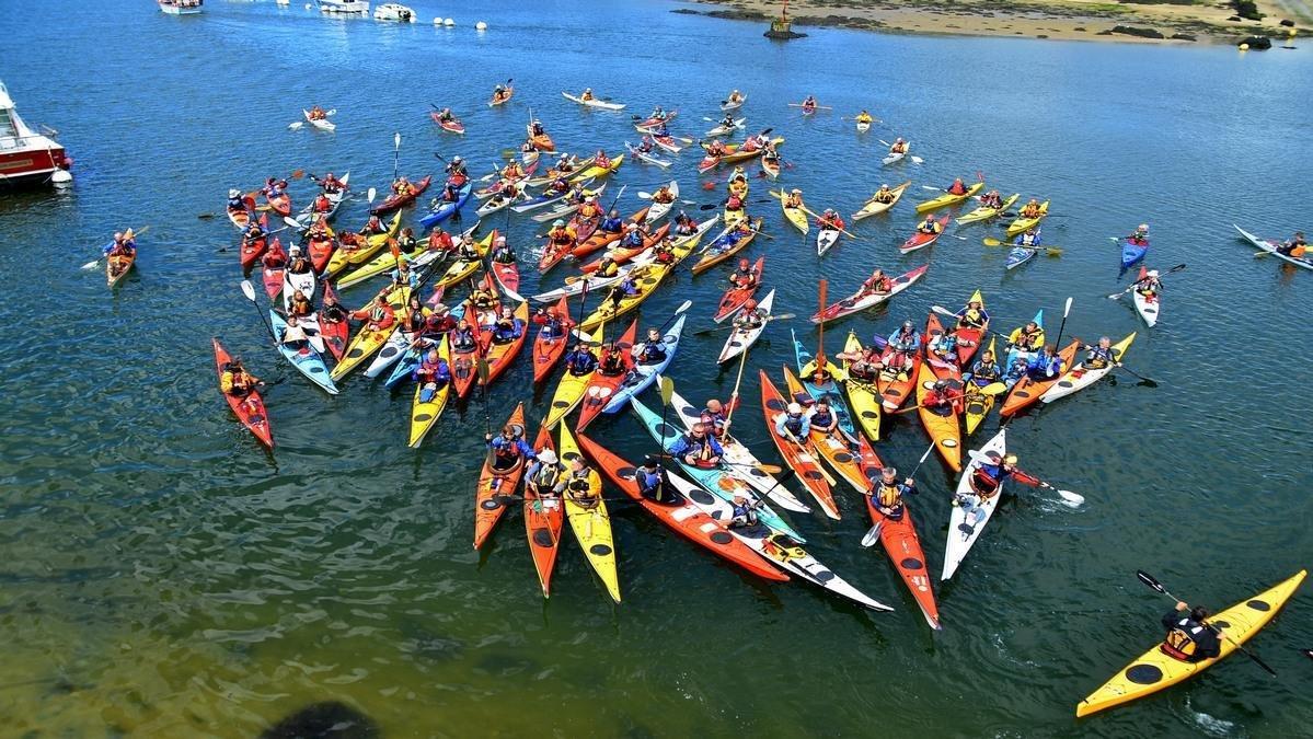 Tous kayakistes