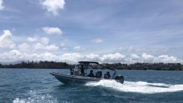 Excursion Taxiboat vers Petit Ténia ou Rohnua 9H30 - 17H00