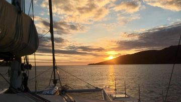 After work Nouméa Sunset Cruise