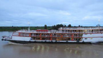 Manaus- Santarém  / Ferry Boat San Marino