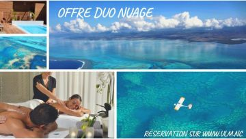 Package 2 Massages Deep nature et 2 Vols Duo