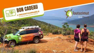 BON CADEAU - ECO TOUR - L'Incontournable, en 4X4 hors des sentiers battus