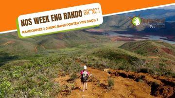 Week end randonnée GR©NC1 - Etapes 4 et 5