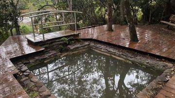 Excursion Source d'eau chaude, Cap N'doua, Bonne Anse
