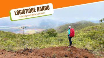 Réservation Logistique Rando GR© - ETAPES 2/3