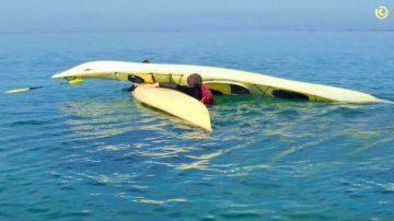 technique de récupération en kayak de mer