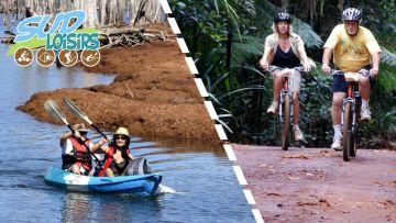 Bike+Kayak Day Combo !