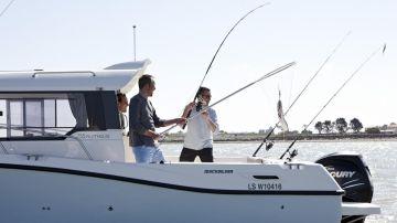 Partie de pêche hauturière