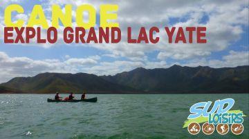 Explo Grand Lac Yaté 2jours/1nuit