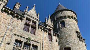 Balade guidée autour du Château de Kervéatoux