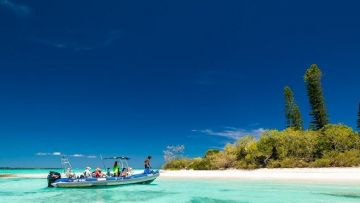 Bon Plan Safari Nautique + Betico Île des Pins Aller/Retour