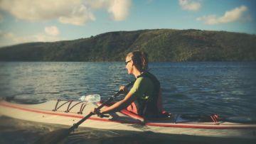 Beau temps dans la Baie de Prony